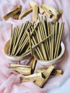 Large Palo Santo Incense Sticks - Sentient Creations
