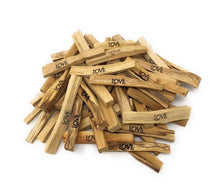 Load image into Gallery viewer, Love Sticks- Laser Engraved Palo Santo - Sentient Creations