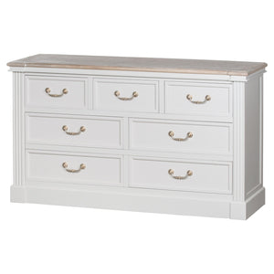 The Liberty Collection Seven Drawer Chest
