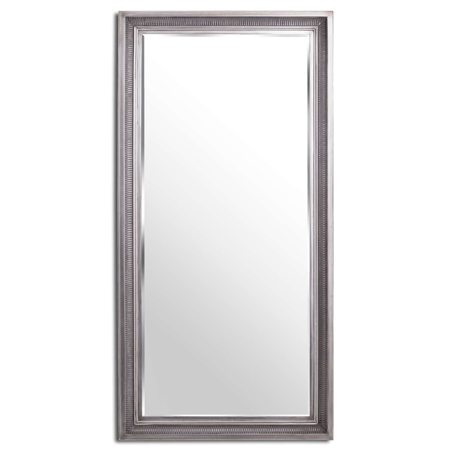 Oscar Antique Silver Mirror Full Length Mirror