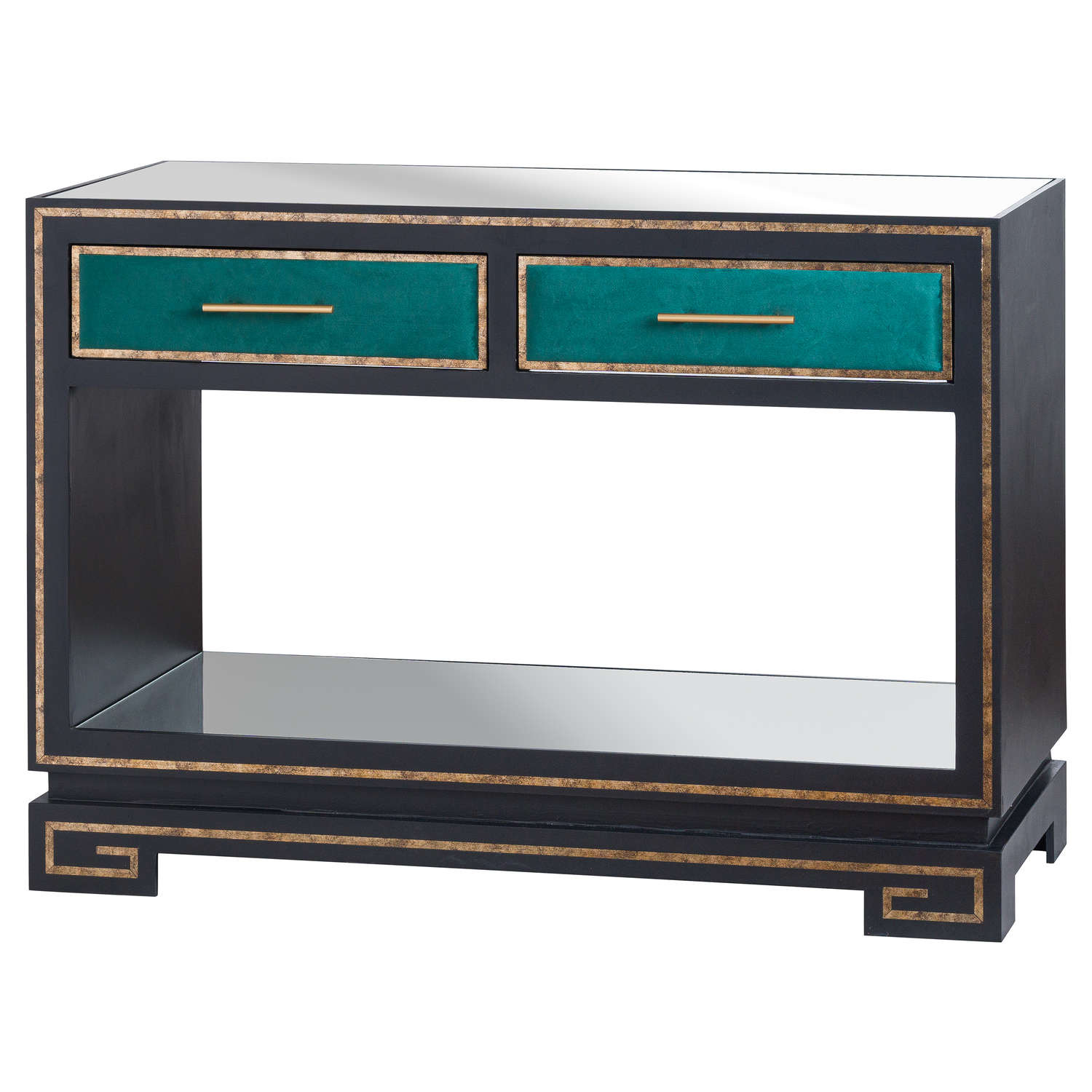 The Gatsby Collection Two Drawer Console Table