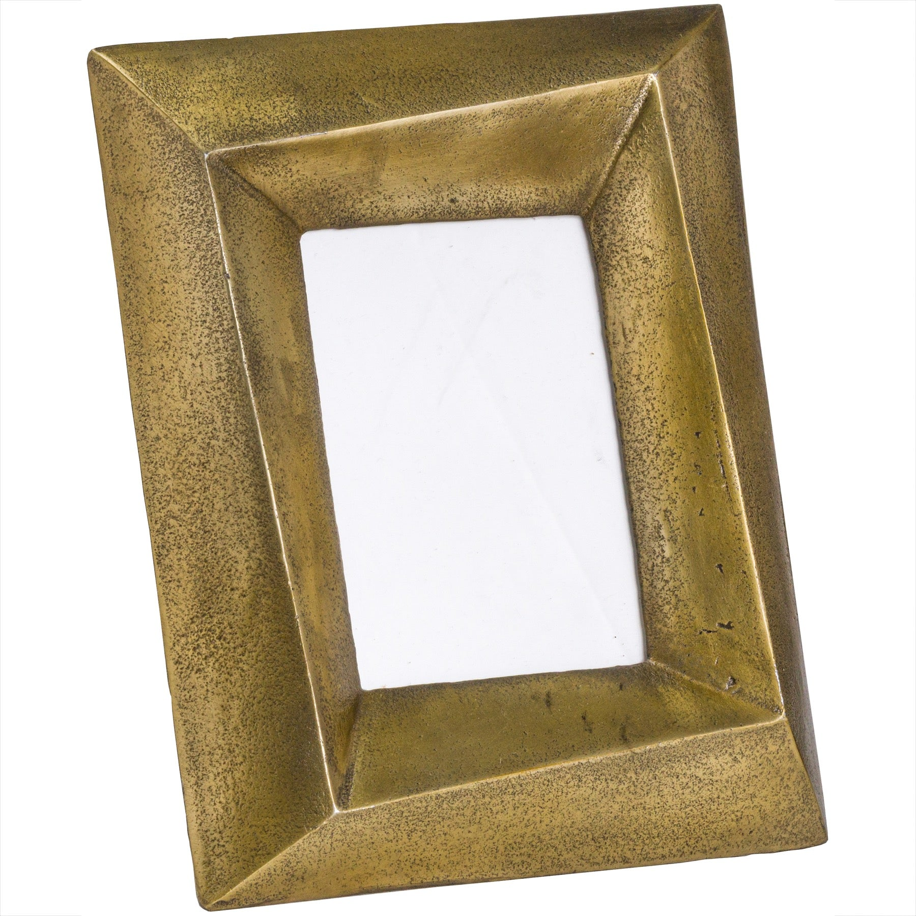 Ohlson Antique Brass Photo Frame 4x6