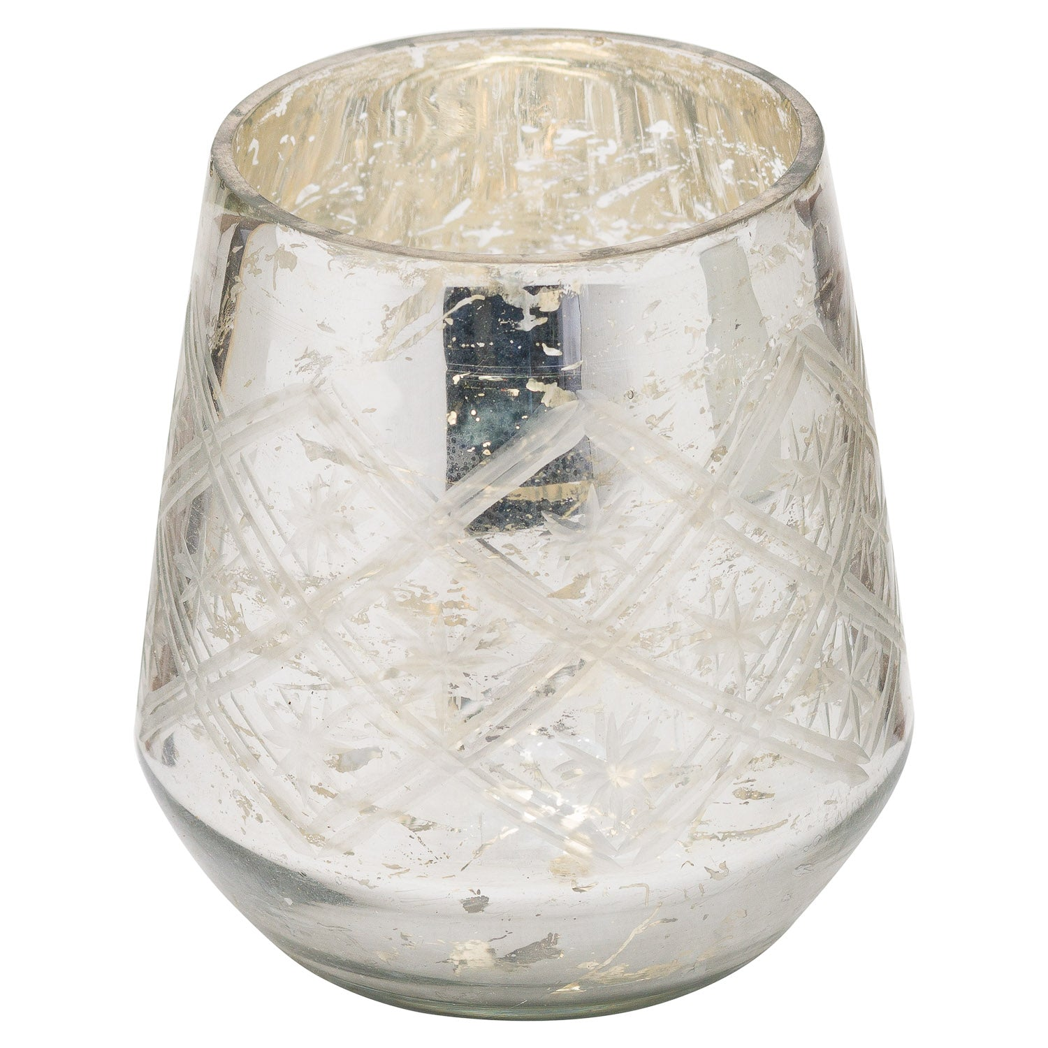 The Noel Collection Mercury Tealight Holder