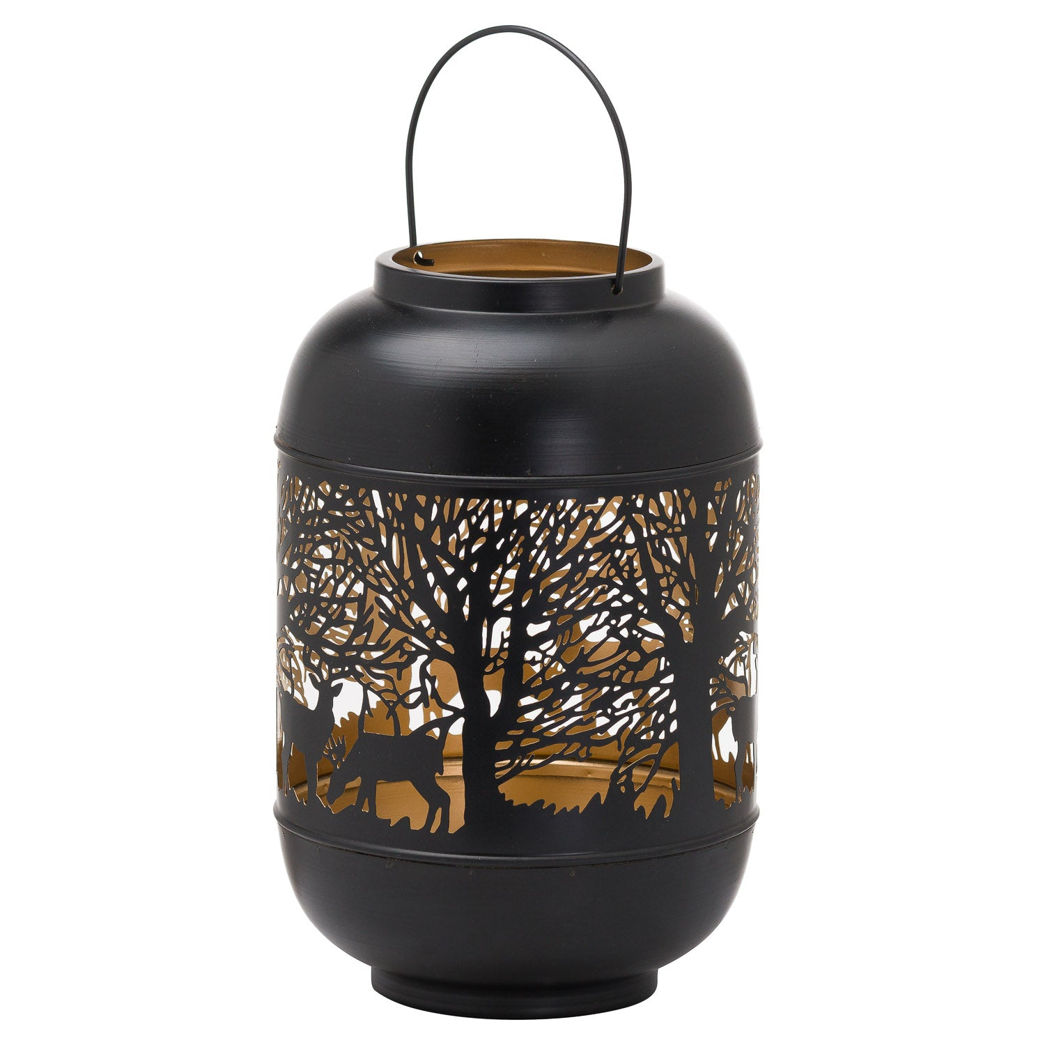 Large Glowray Christmas Dome Forest Lantern