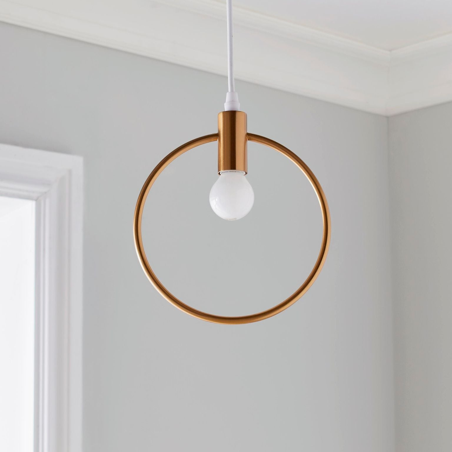 Lunar Gold Pendant Light