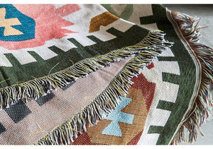 Native Throw Blanket