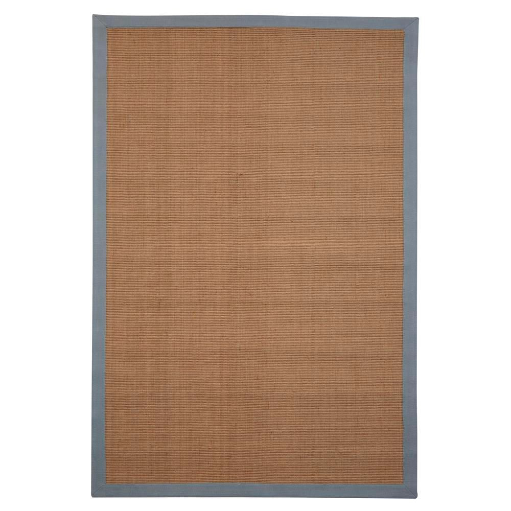 Chelsea Jute Rug with Cotton Grey Border