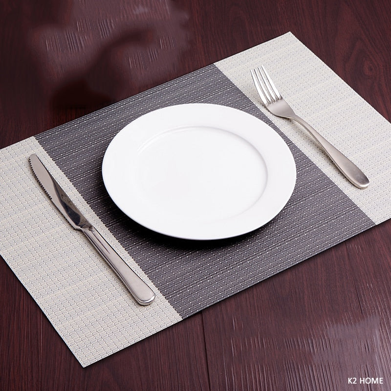 Cubist Dining Table Placemats (4pcs)