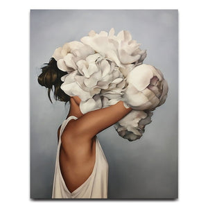Pure Innocence Canvas Wall Art