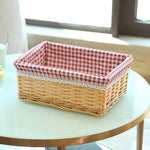 Load image into Gallery viewer, 'Emily In Paris' Handmade Rattan Storage Baskets