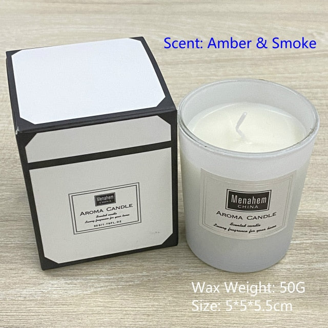 Luxe Aromatherapy Candle