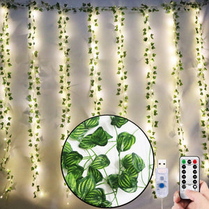 Forest LED Leaf Vines