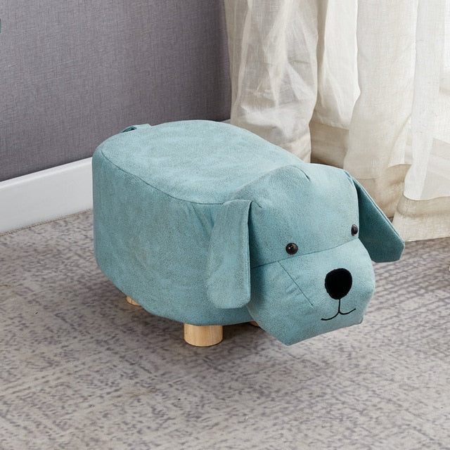 Children´s Animal Adventure Stool