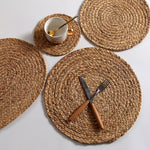 Load image into Gallery viewer, Rattan Bamboo Table-mat