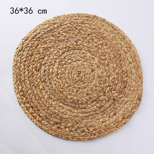 Rattan Bamboo Table-mat