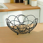 Load image into Gallery viewer, Geo Fruit Basket Counter Top Storage Bowl for Snacks