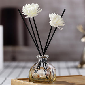 Rattan Sticks Aroma Diffuser Reed Faux Flower