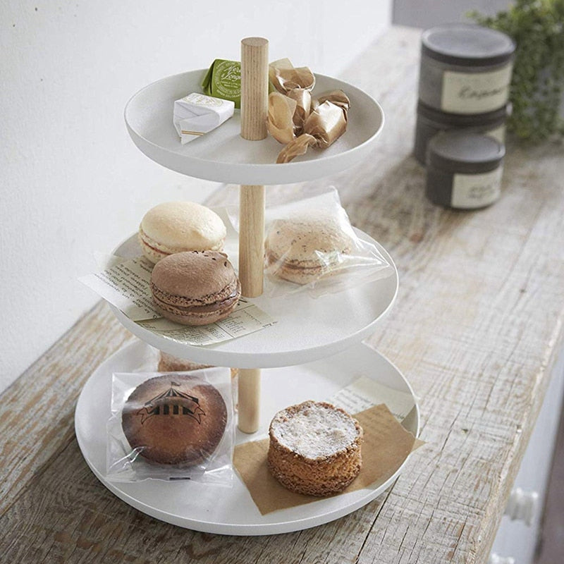 3-Tier Serving Stand
