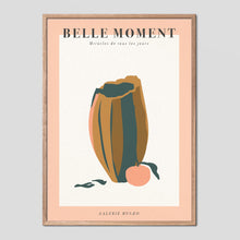 Load image into Gallery viewer, Belle Moment Still Life Vintage Poster