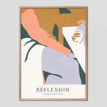 Load image into Gallery viewer, Reflexion Art Print Poster