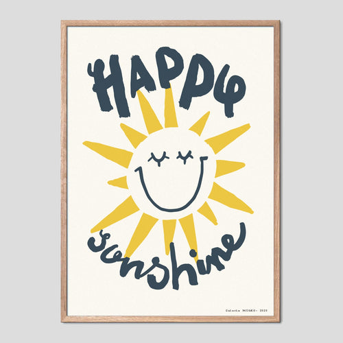 Happy Sunshine Poster