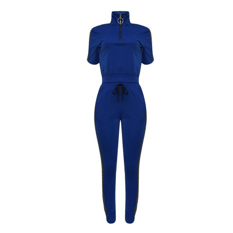 Fashion Casual Sports Two-Pieces Set