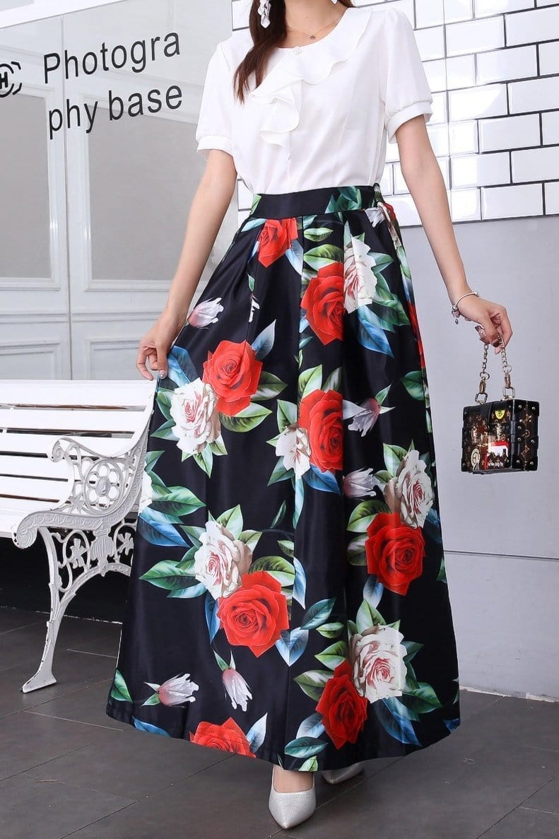 Retro Swing Skirt
