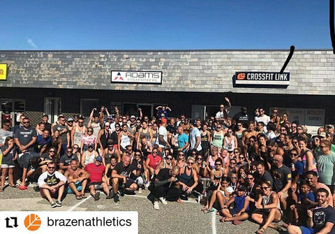Brazen Cup 2019 I Sell Fitness Crossfit Link ISF