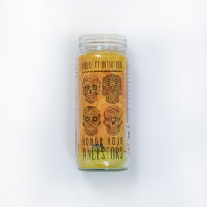 House of Intuition - Ancestors Magic Candle