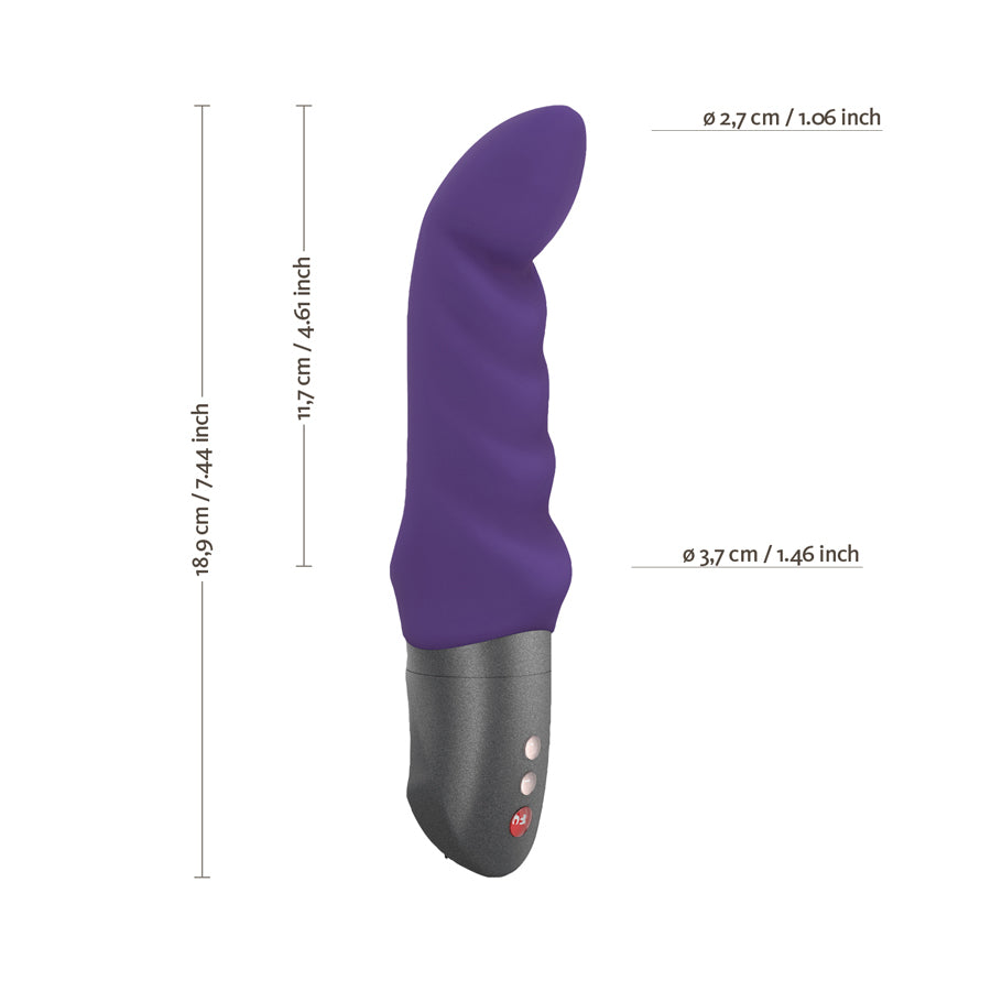 la-vie-sexuelle - ABBY G vibrator - Fun Factory - adult toy