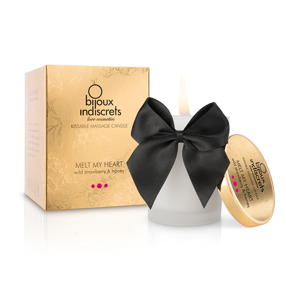 la-vie-sexuelle - Kissable massage candle by Bijoux Indiscrets - Bijoux Indiscrets - scented candles