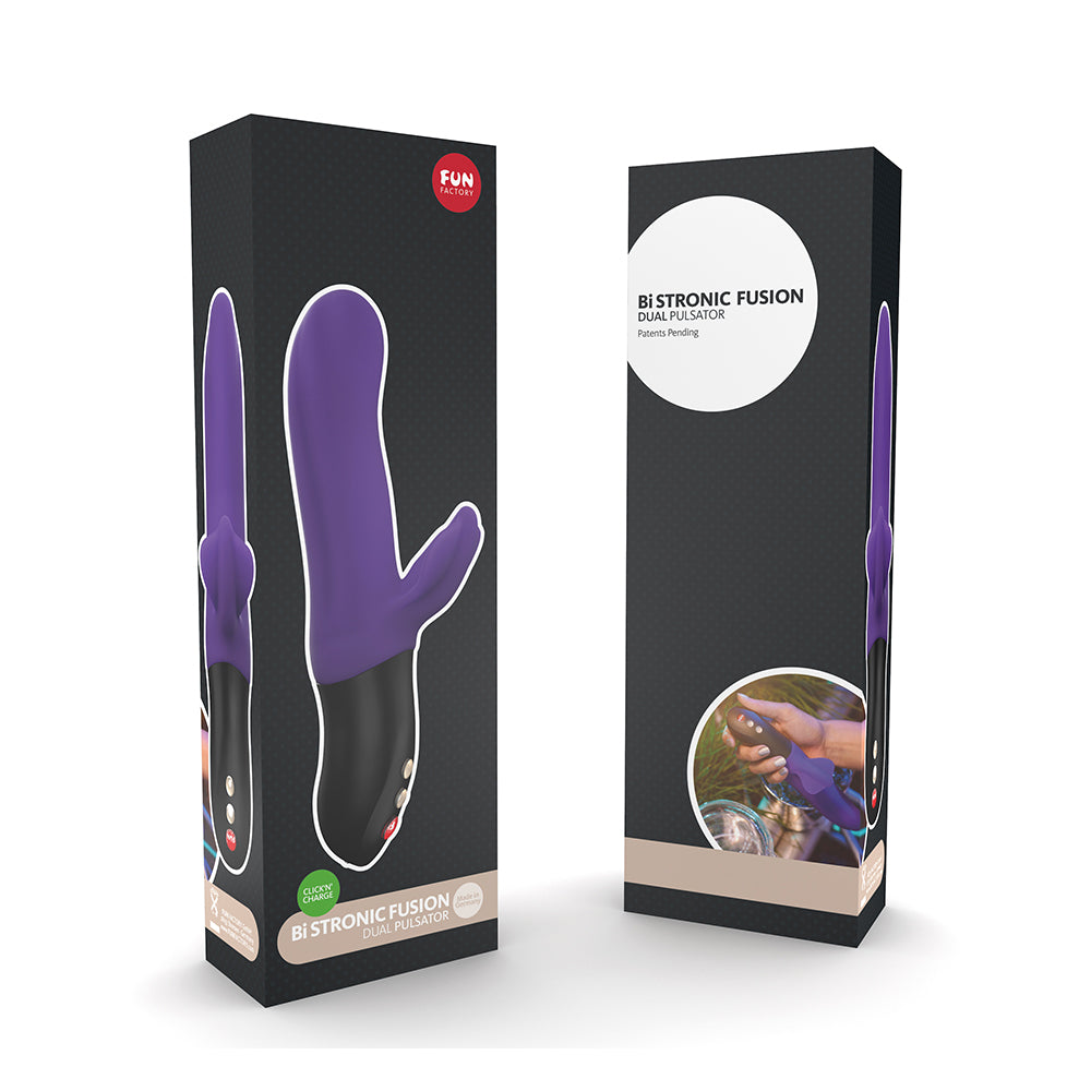 la-vie-sexuelle - Bi Stronic Fusion Vibrator - Fun Factory - adult sex toy