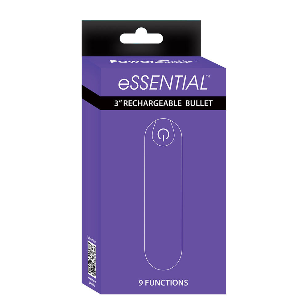 la-vie-sexuelle - Essential bullet | BMS | Travel vibrator for women | Rechargeable - BMS - adult toy