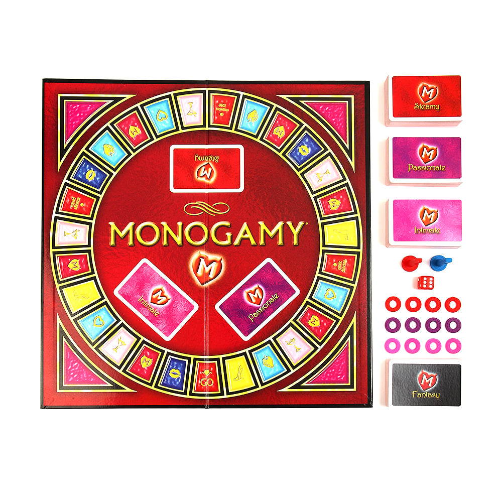 la-vie-sexuelle - Monogamy | Board games for couples | Adult sex toy | Australia - La Vie Sexuelle - adult games