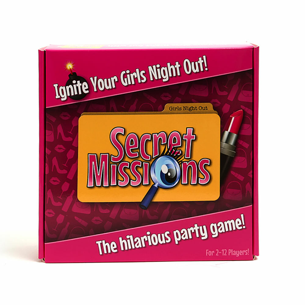 la-vie-sexuelle - Secret missions game for girl's night - La Vie Sexuelle - adult games
