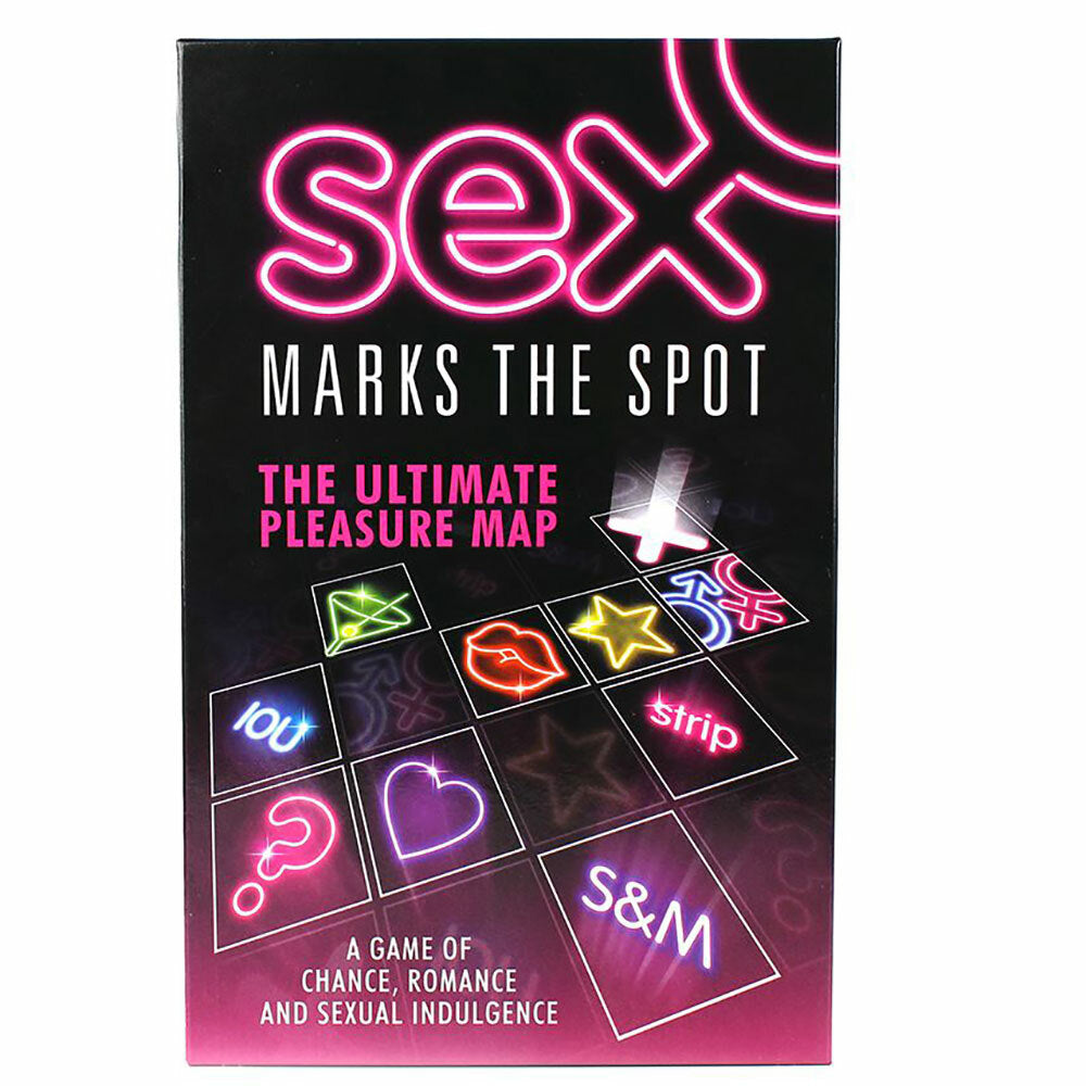 la-vie-sexuelle - Sex marks the spot, the board game. - La Vie Sexuelle - adult games