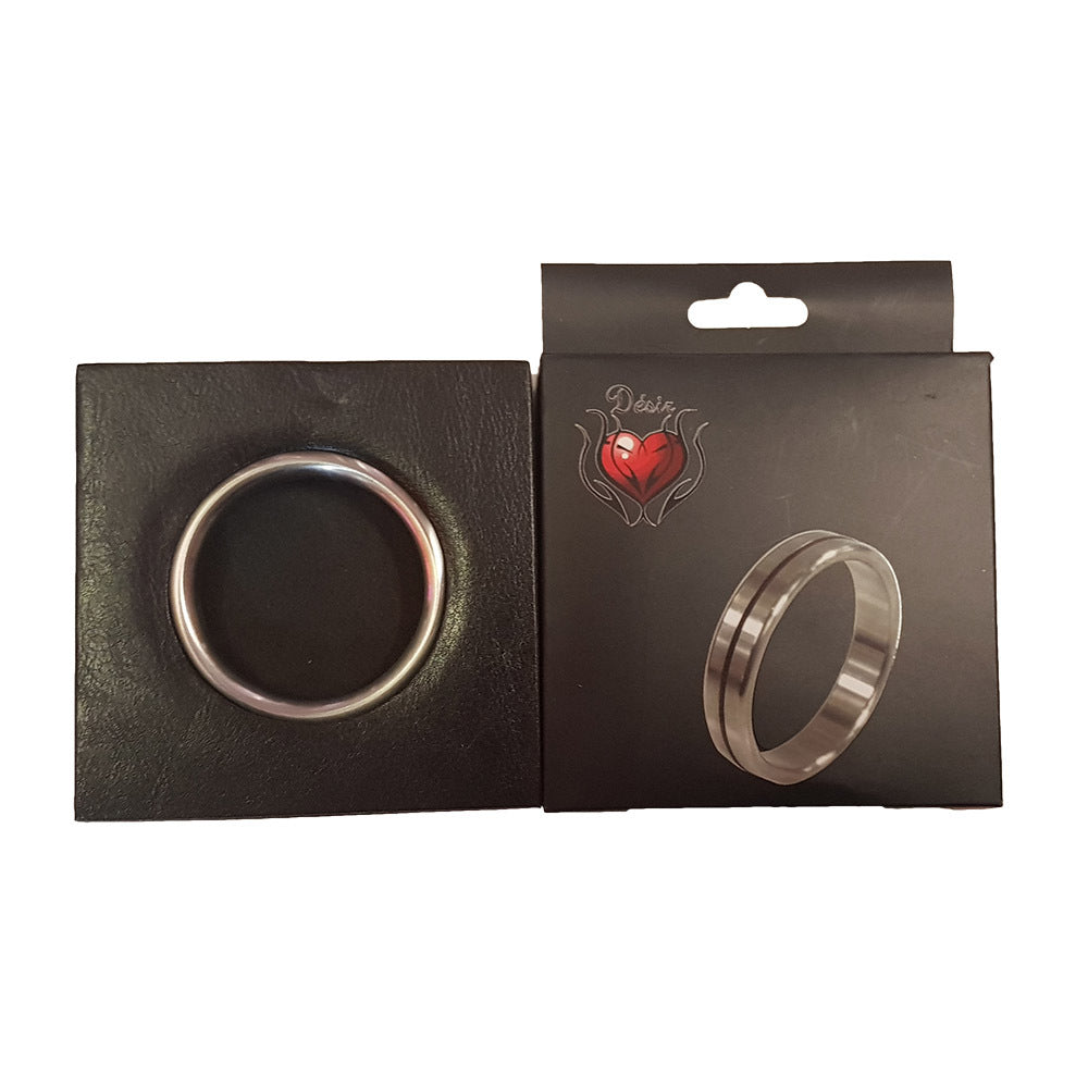 la-vie-sexuelle - Single groove cock ring (50mm) - DESIR - cock ring