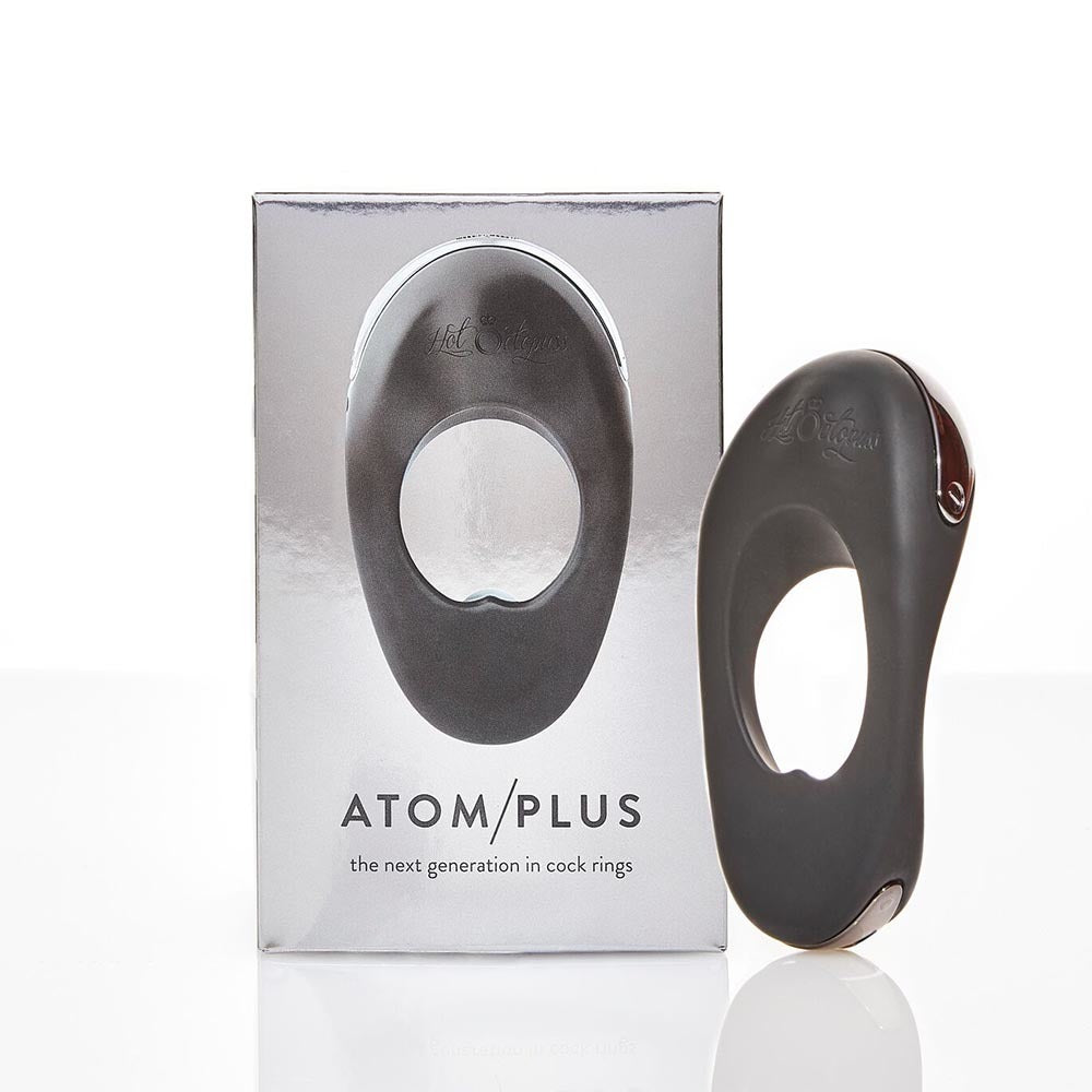la-vie-sexuelle - Atom plus vibrator cock ring - Hot Octopuss - cock ring