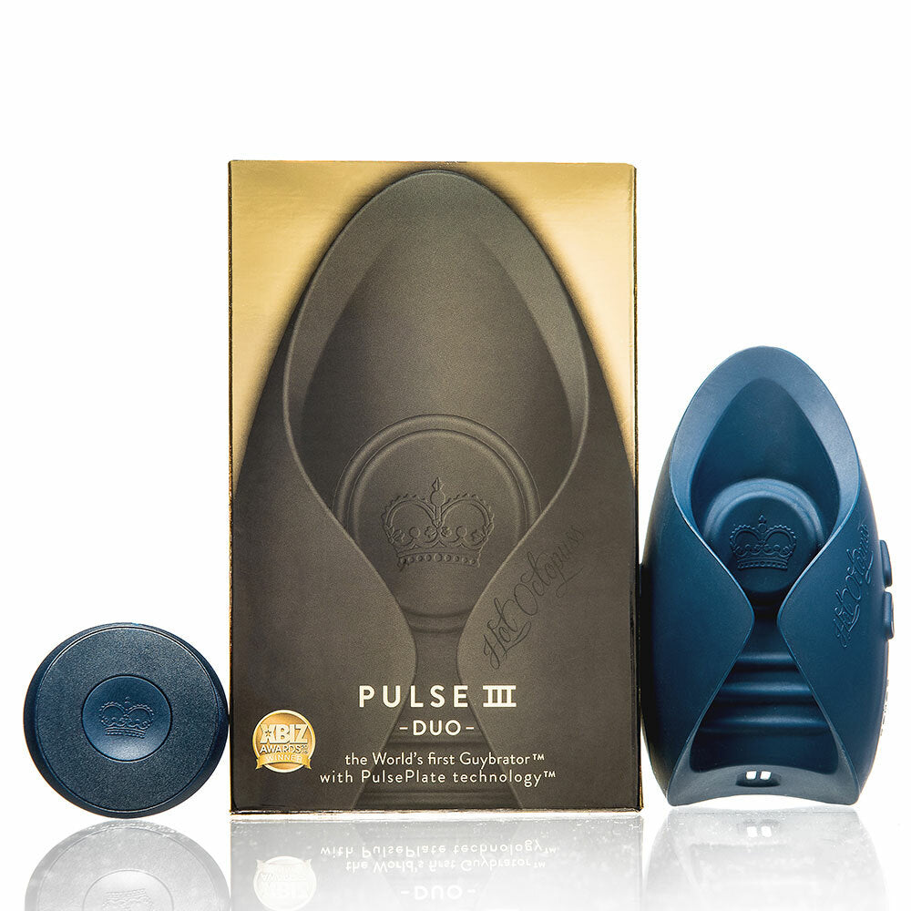 la-vie-sexuelle - Pulse III duo - Hot Octopuss - adult toy
