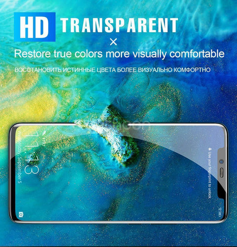 10D Full Hydrogel Screen Protector for Huawei Mate10pro/Mate 20 pro/P20/P20PRO/P30/P30 pro/P30 lite Pro Full Coverage Screen Protector