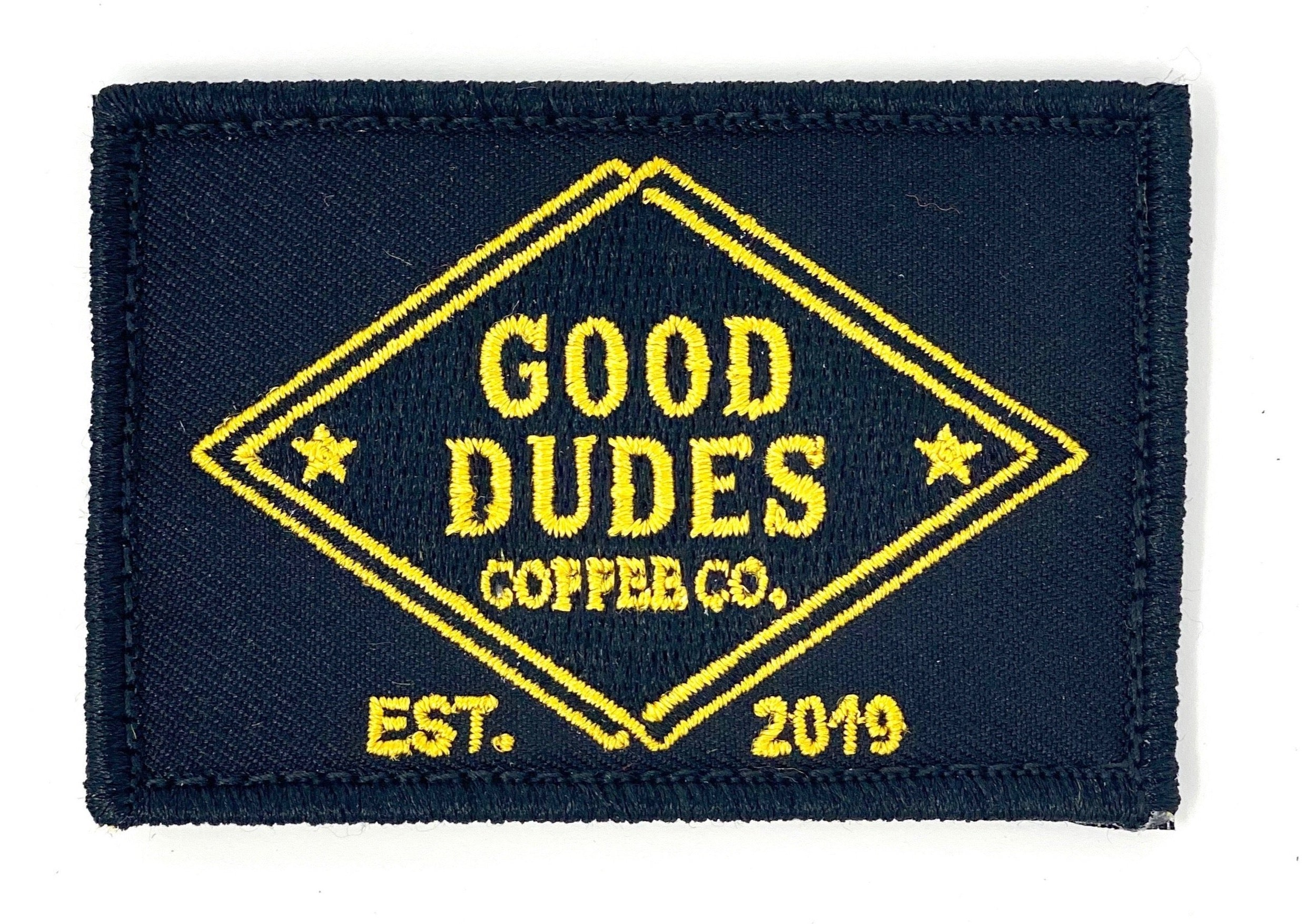 Good Dudes Diamond Patch