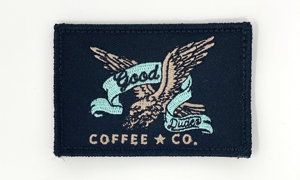 Good Dudes Eagle Freedom Patch
