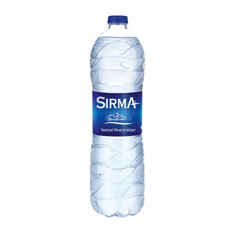 Sirma Natural Spring Water 1.5L x 6