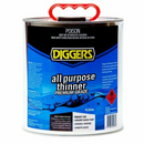 Diggers All-Purpose Thinner 4 Litre
