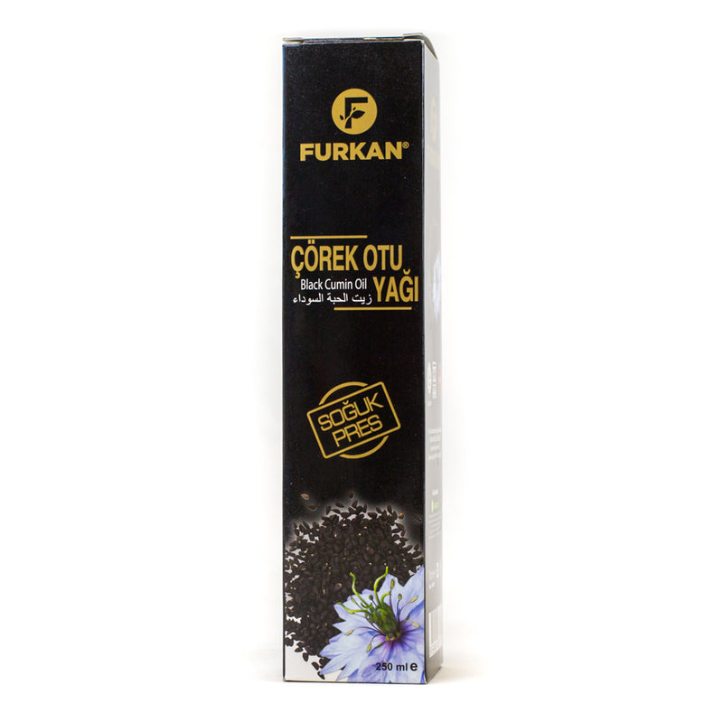 Furkan - Cold-Pressed Black Cumin Oil - 250ml