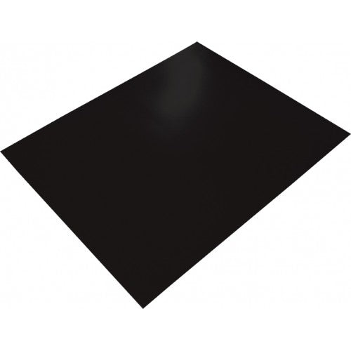 Rainbow poster Board 400gsm 510mm X 640mm 10 Sheets Black.