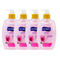 4 x Hobby Liquid Soap Spring Flower 400mL