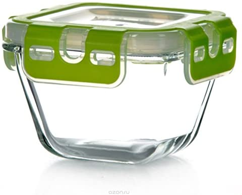 Pasabahce Storemax Glass Food Storage Container - 4oz