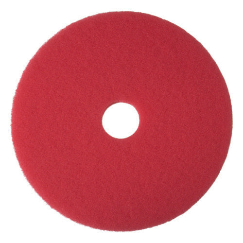 3M- 53cm Red Buffing Cleaning Pad