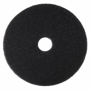 3M-33cm Black Stripping Pad